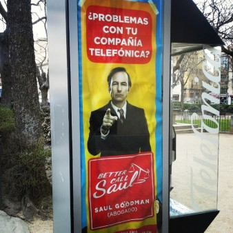 """better call saul"" spain"