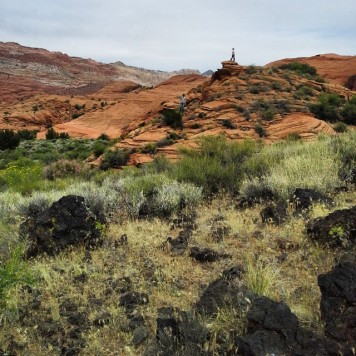"""snow canyon state park"""