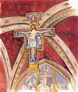 9. Santa Chiara basilica - spread 8 copy
