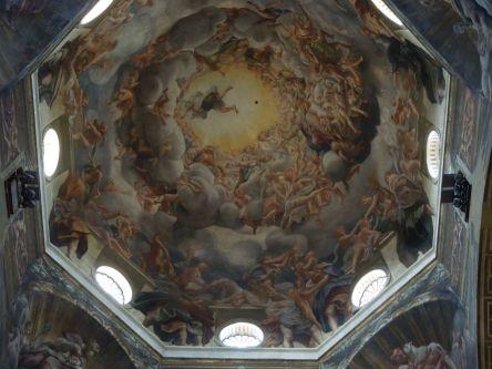 Correggio Assumption Parma
