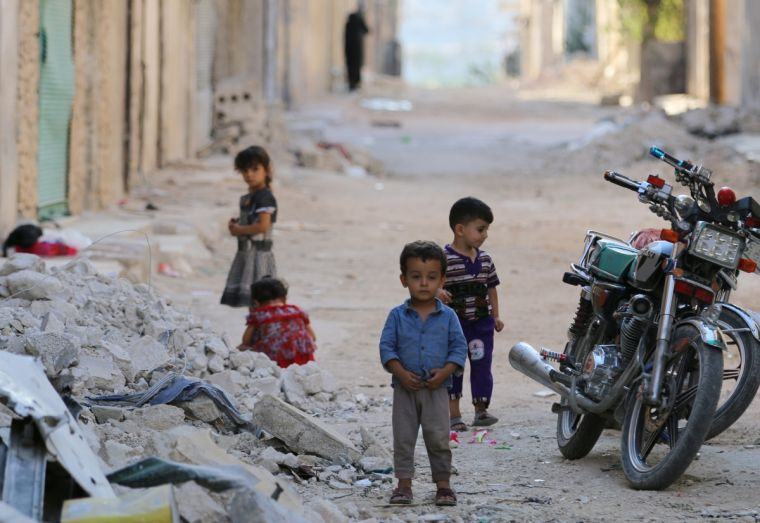 children-in-aleppo