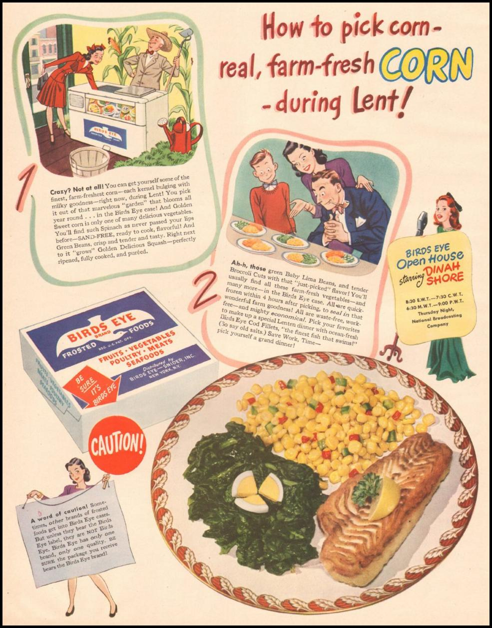Gallery of regrettable lenten food charlotte was both for Cuisine 1930