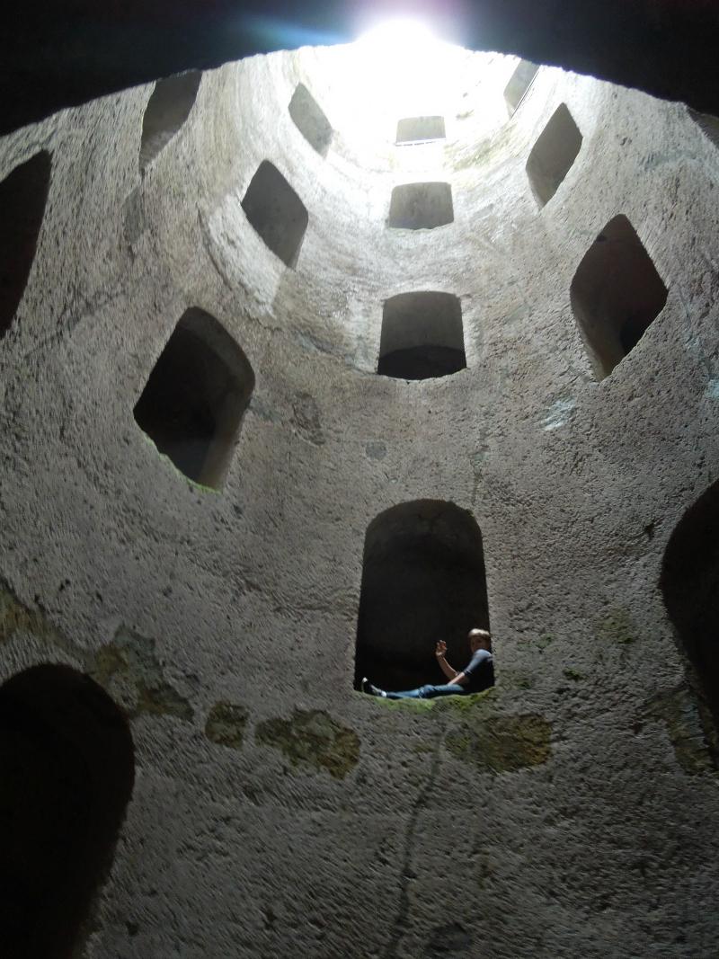 St. Patrick's Well, Orvieto