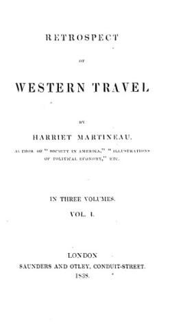 martineau retrosepct western travel