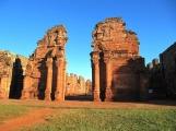 Image result for san ignacio ruins paraguay