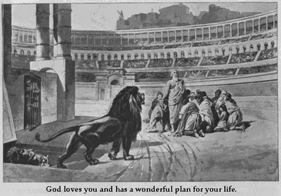 Image result for god has a wonderful plan for your life persecution meme