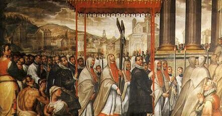 New Liturgical Movement: Pray for Italy