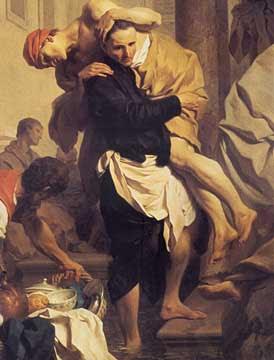 AtonementOnline: St. Camillus de Lellis